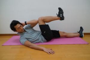 おすすめ① 「ねじり運動」でお腹痩せできるダイエット方法