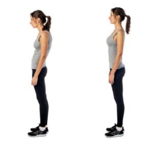 くびれが消えたときのダイエット方法① 正しい姿勢でお腹痩せをキープしよう!