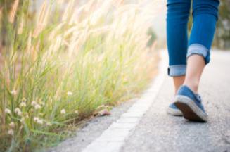 歩き方をかえるだけでお腹のダイエットができるって本当?