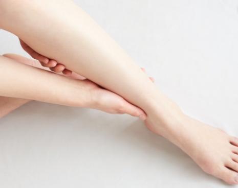 リンパマッサージをすれば一日で脚やせが可能?