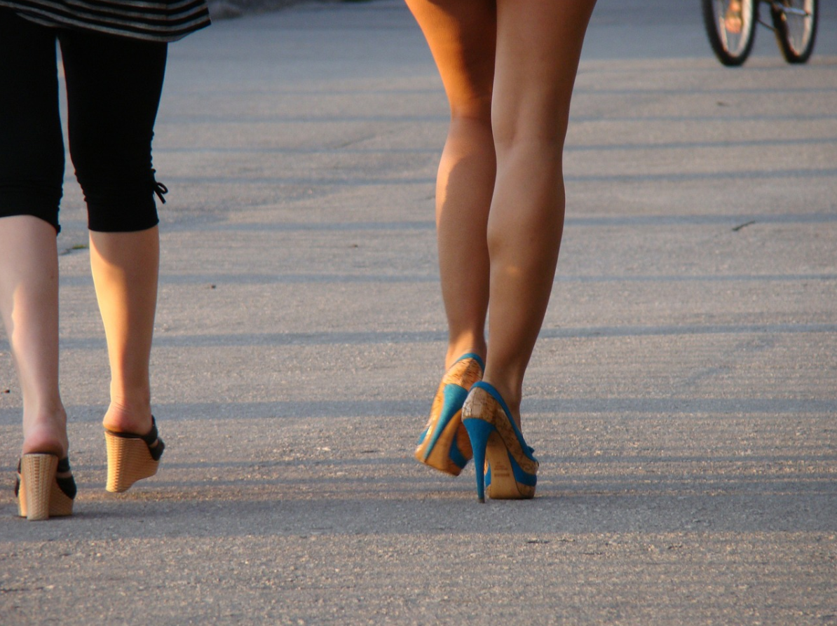 脚を長くして脚やせ美人になろう!中学生が美脚になる方法とは?