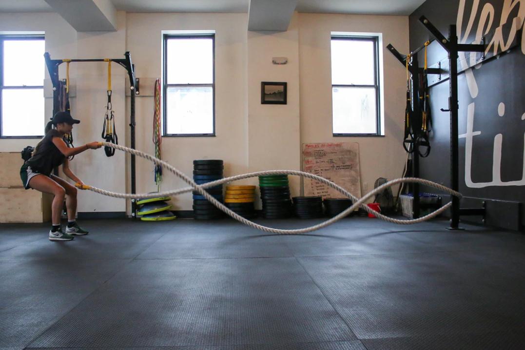 【筋トレで脂肪燃焼】時間の使い方とトレーニング方法とは?